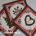 "Pillowcases ""Christmas spirit"""