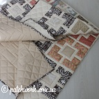 "Patchwork bedspread ""Seasons - 7"""