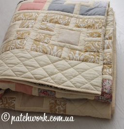 "Patchwork blanket ""Seasons 2"""