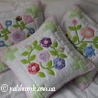 "Set of pillowcases ""Awakening"""