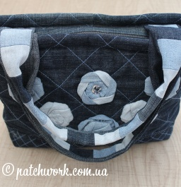 Denim Bag - 3