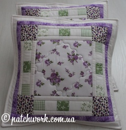 """Pillowcases to veil """"Dreams of Love"""""""