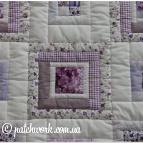 "Patchwork ""Lilac"""