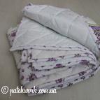 """Лоскутное одеяло-покрывало """"Грёзы любви"""""""