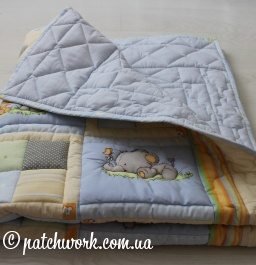 "Patchwork ""Cute elephant"""
