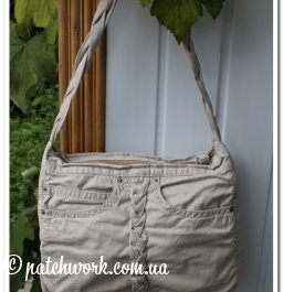 "Denim Bag ""Light"""