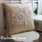 "Pillowcase ""House"""