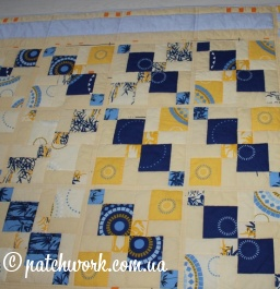 "Patchwork ""For adult son"""