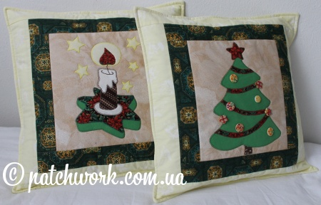 Christmas pillowcases