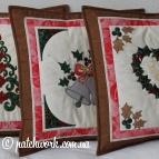 "Pillowcases ""Christmas spirit"""