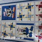 "Patchwork ""Funny Cows"""