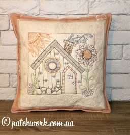 "Pillowcase ""House"""