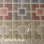 "Patchwork coperta ""Seasons 2"""