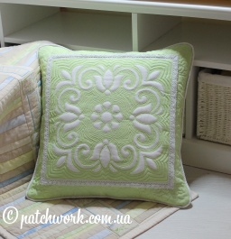 Traponto Pillowcase with Slit Applique