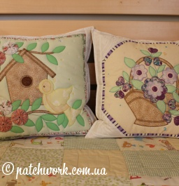 Patchwork pillowcases for children's