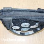 Сумка джинсовая - 3